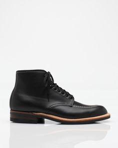 Alden / Black / Indy Boot