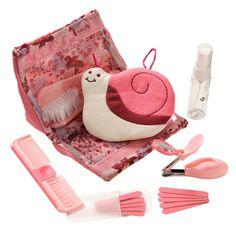 Kit de cuidado e higiene Safety 1st 18 piezas Rosa *Hasta agotar existencias*