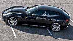 Black Ferrari FF