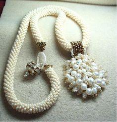 Pearl Bead Crochet