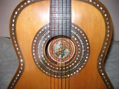 Classic old guitars