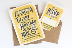 custom design | the dapper paper co.| #graphic_design #dapper_paper #wedding