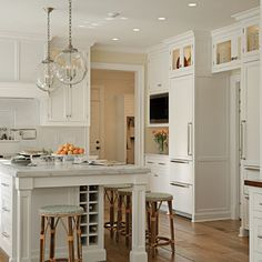 Kitchen Pendant Lighting Ideas Design Ideas, Pictures, Remodel, and Decor - page 4
