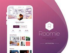 Roomie App