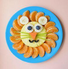 frutas divertidas para crianças - Pesquisa Google
