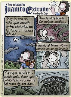 Los relatos de Juanito Extraño · Jorgito...