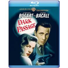 Dark Passage - Blu-Ray (Warner Archive Region Free) Release Date: May 17, 2016 (Amazon U.S.)