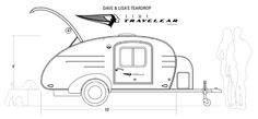 Building the Teardrop Explorer: Why build a teardrop travel trailer?