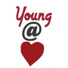 """Young at Heart , That""""s all that matters"""