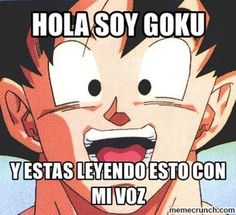 Imagenes de Memes de Goku Graciosos! - Visit now for 3D Dragon Ball Z shirts now on sale!
