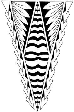 tattoo maori perna feminina - Pesquisa Google
