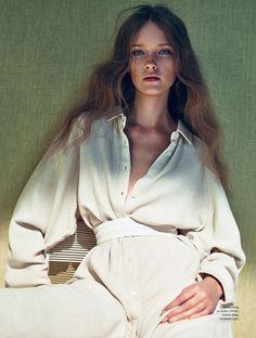 Elle Sweden '70s editorial | MyDubio
