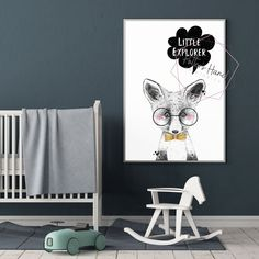Best Indoor Garden Ideas for 2020 The number of internet users who are looking for… Baby Boy Room Decor, Living Room Decor, Bedroom Decor, Boy Decor, Fox Nursery, Nursery Art, Unique Boy Names, Baby Wall Art, Baby Boy Nurseries