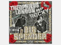 "Deep Beat Hipster Rap with Intriguing Jazz Melody - ""Big Spender"" - Theophilus London ft. A$AP Rocky (Single)"