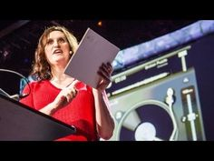 Kate Stone: DJ decks made of... paper - YouTube