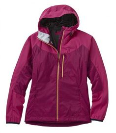 FOR EXTREME WEATHER: L.L. Bean Influx Hybrid Jacket