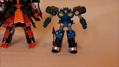 Transformers RiD Combiner Force Blastwave - GotBot True Review NUMBER 237