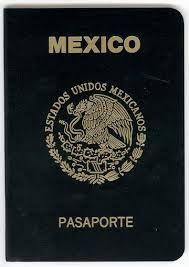Mexican passport