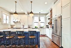 Richland Kitchen | Designer Terri Sears | Hermitage Kitchen Design Gallery  | Photography Melissa M.