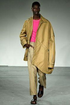 Alex Mullins Spring/Summer 2018 Menswear Collection | British Vogue