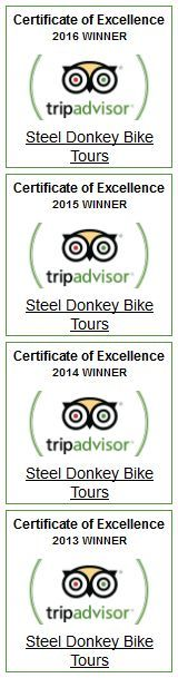 Steel Donkey Bike Tours Barcelona