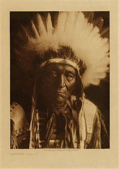 Iron Plume - Oglala – 1907