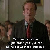 25 Life Lessons We Learned From Robin Williams Characters