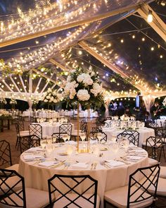 Venue: Winterthur Planning: Proud To Plan Gown: Lazaro from Castle Couture Makeup: Houppette Tux: Enzo Custom Band: American Deluxe Cake: Desserts By Dana Catering: CXRA Invitation: Fete Collection Florals: Passion's Florist Bridesmaid Dresses: Jenny Yoo Indoor Wedding Receptions, Tent Reception, Indoor Garden Wedding Reception, Minimalist Wedding Reception, Small Elegant Wedding, Indoor Fall Wedding, Backyard Tent Wedding, Elegant Backyard Wedding, Backyard Wedding Lighting