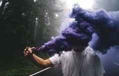 Smoke bomb I