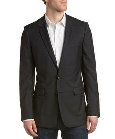 SANDRO Sandro Mad Men Wool Jacket'. #sandro #cloth #suits