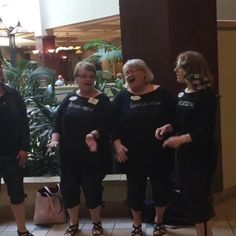 Credit: @capitolplazatopeka  Sweet Adelines are here and gracing us with their beautiful sounds! #acapella #sweetadeline #region5 #sing #singyourheartout #topeka #capplazatopeka