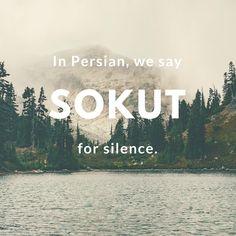 Sokut-Silence | © Culture Trip/Pontia Fallahi