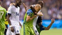 #MLS  Seattle's Schmetzer reveals Aly Ghazal's Leg 1 headlocks under DisCo review