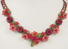 Beautiful necklaces. Colleen Toland Online Boutique