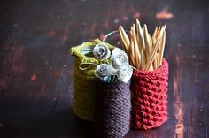 Knitted Jam Jar Sweater Tutorial - Make Ready