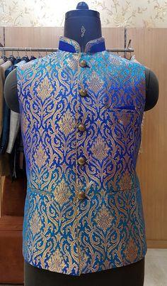 Brocade Vest/ Brocade Waist Coat/ Men Vest/ Mens Vest/Jaquard http://www.99wtf.net/men/mens-accessories/guide-to-wear-accessories/