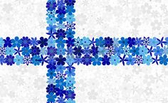 Image result for Finnish flag