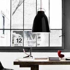 Lightyears Pendelleuchte Caravaggio P3, schwarz. #artvoll #Designer #CecilieManz www.artvoll.de