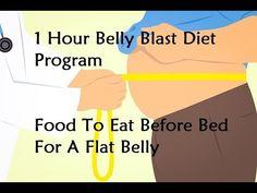1 Hour Belly Blast Diet Program