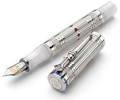 Montegrappa White Nights