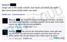 Deutsche Rechtschreibung - Facebook Fails des Tages 22.10.2014 | Funcloud