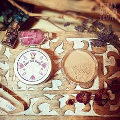 <3 Organic Sheer Bamboo Face Powder Nude <3 Mineral Powder <3 Made with bamboo to make your skin soft and radiant! <3 Pure Me Collection ~ by Urban Eco Beauty <3 #UrbanEcoBeauty #PureMe #Sanura_Moon <3 #Organic #OrganicMakeup #MineralMakeup #Powder #FacePowder #MakeupPowder #FacePowder #Bronzer #Nude #NudeMakeup #Natural #NaturalMakeup #MadeByHand #Handmade #HandmadeSkinCare #Vegan #VeganMakeup