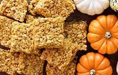 Pumpkin Rice Krispie Treats, Sweet Potato Gratin & More