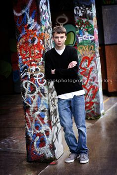 senior guy urban session | my work  #sylviacookphotography