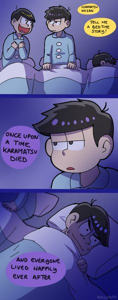 Happy Ending by Kallian91 on DeviantArt  KaraIchi • IchiKara Karamatsu And Ichimatsu » Bcous I love & hate U buraza «