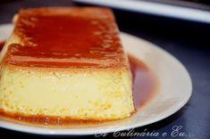 A Culinária e Eu ...: Pudim de Ovos & Limão ao Vapor [kCook - MUlti ]