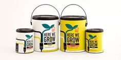 modern paint packaging - Google Search