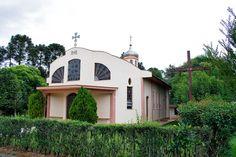 Igreja ucraniana de Paula Freitas