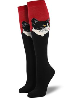 25c9dbb54897a 23 Best Knee High and Over The Knee Socks images in 2019   Knee ...