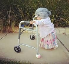 old lady halloween costume for kids - Google Search